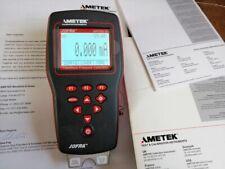 Ametek Jofra Hpc552 calibrador de presion