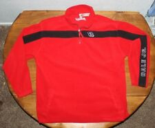 Men's   DALE EARNHARDT JR  WINNERS CIRCLE  PULLOVER  FLEECE JACKET  LARGE