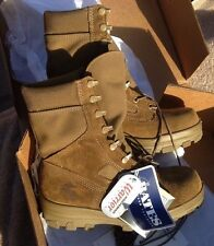 Bates USMC US Military Branded GoreTex Boots Sage  Size 7R   7 Regular