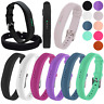 Replacement Band Fitbit Flex 2 Strap Buckle Wristband Bracelet Tracker *UK*
