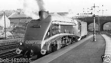 Steam Railway Photo: 60007 A4 'SIR NIGEL GRESLEY' at  GLASGOW B.S 65   (5)