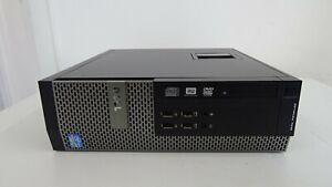 Dell OptiPlex 7010 SFF Desktop, i5 CPU, 8GB RAM, 500 GB HDD, WIN 10, DVD RW