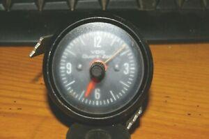 VDO Instrument Quarz Uhr Porsche VW Audi Oldtimer 52mm 214/6/1  VW # 321919203