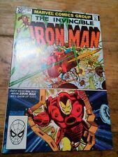 The Invincible Iron Man.#151 1981 FN