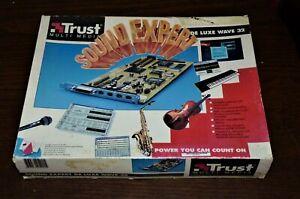 Trust Sound Expert de Luxe Wave 32  Card