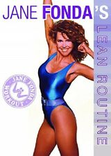 Jane Fonda's Lean Routine - DVD Region 1