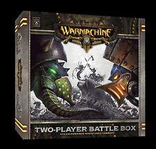 WARMACHINE Two Player Battle Box Cryx and Cygnar PIP 25002 sealed NIB FREE SH