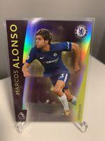 2016 Topps Marcos Alonso - Premier League Platinum / Spain / Chelsea #22