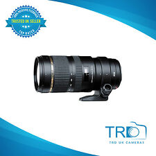 Tamron SP 70-200MM f/2.8 Di VC USD Lens For Nikon, Free UK Delivery