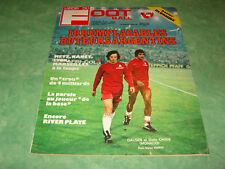 Miroir Football n°256. 29 Janvier 1976 Dalger Onnis Blokhine Zoff Vogts T. Bon
