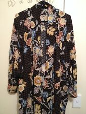AUTOGRAPH        NEW         FLORAL        JACKET           PLUS      SIZE    26