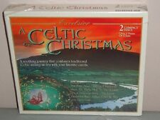 A CELTIC CHRISTMAS 2 CDs Boxed Set NEW & SEALED by Excelsior