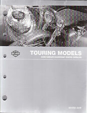 2008 Harley Touring Electra Glide Classic Ultra King Custom Parts Manual Catalog