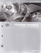 2008 Harley Touring Electra Glide Classic Ultra King Custom Parts Manual Catalog