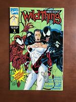 Wildthing #1 (1993) 9.4 NM Marvel Key Issue Comic Book Venom Carnage App