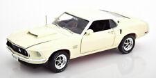 1:18 Ertl/Auto World Ford Mustang  Boss 429 1969 white