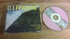 CD Pop Vorsprung durch Technik - Cirrus (4 Song) Promo MOTOR MUSIC sc