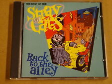 CD / THE BEST OF STRAY CATS - BACK TO THE ALLEY