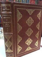 Franklin Library: Don Quixote: Cervantes: 25th Anniversary: Spain: Sancho Panza