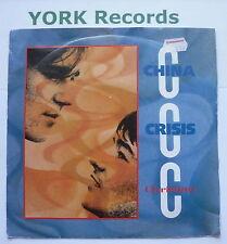 "CHINA CRISIS - Christian - Excellent Condition 7"" Single Virgin VS 562"