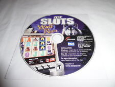 IGT Slots: Wolf Run - PC CD Computer game Disc Only