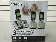 VTech 3 Handsets Cordless Digital Answering System (Shelf 35c)(J)