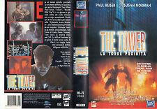 THE TOWER LA TORRE PROIBITA (1993) VHS