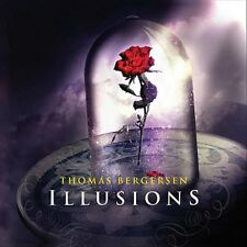 Illusions by Thomas Bergersen (see Two Steps from Hell) (CD-2011) NEW-Ships Free