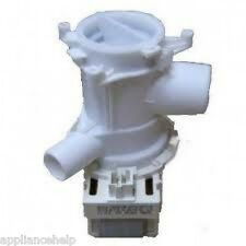 Genuine BEKO FLAVEL WASHING MACHINE DRAIN PUMP 2880401800 WM AND WF MODELS