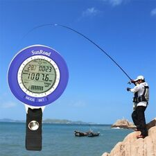 Multi-function LCD Digital Outdoor Fishing Barometer Altimeter Thermometer BTF