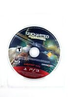 Uncharted: Drake's Fortune -- Greatest Hits Edition (Sony PlayStation 3, 2009)