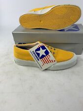 Converse Vintage Usa Youth 3.5 Rare Skidgrip Canvas Sneakers (Women size 5.5)