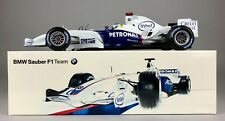 MINICHAMPS -NICK HEIDFIELD, BMW SAUBER- 1:18 F1 RACING TEAM 2006 GP MODEL -BOXED