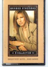 Barbra Streisand A Collection Greatest Hits Music Cassette Tape