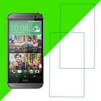 2x HTC One M9 Displayschutz Schutzglas Schutzfolie Echtglas Schutzglas Folie 9H