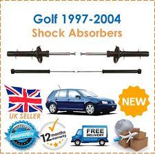 Für VW Golf MK4 1997-2004 2 Vorne & 2 Hintere Stoßdämpfer Satz Schauerromane