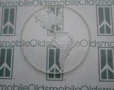1953-1954 Oldsmobile 88, 98 & Fiesta,Hood Plastic Emblem Insert