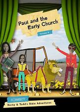 Becky & Todd's Bible Adventures Paul and the Early Church Volume 6 DVD (NEW)