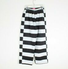 "Authentic Prison Inmate Jail Striped Pants XL Real Triple Stitched Workwear 32""W"