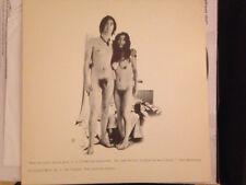 LP original 68 John LENNON ex BEATLES US TWO VIRGINS  AppleTetragrammaton