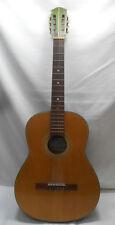 Vintage MONTANO 450 ACOUSTIC GUITAR 6 Stringed Instrument Japanese #313