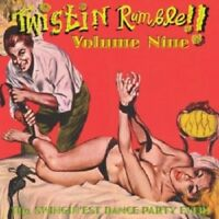 TWISTIN' RUMBLE VOL.9  VINYL LP NEW+