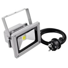 Eurolite LED IP FL-10 COB 6400K Daylight 120°  550 Lm 10w LED Baustrahler IP54