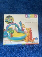 Intex Play center - Dinoland Inflatable Play Center for kids - FREE SHIPPING!
