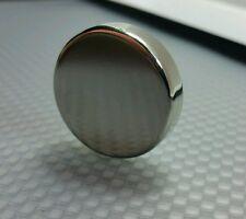 "1 Neodymium N52 Round Disc Magnet. Super Strong Rare Earth.  1"" x 1/4"""