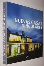 NUEVAS CASAS SINGULARES - EDUARD BROTO - GRAN TAMAÑO Y MUY ILUSTRADO