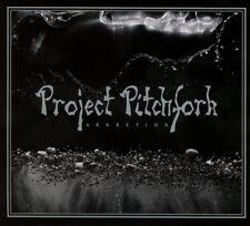 PROJECT PITCHFORK - AKKRETION   CD NEW!