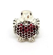 Genuine Authentic Pandora Red Robin Bird Charm S925 ALE