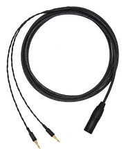 Corpse Cable GraveDigger for HiFiMAN, Oppo, HD700, AudioQuest / 4-Pin XLR - 10ft
