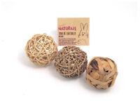Naturals Trio Of Fun Balls Med